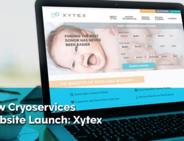 Cryoservices Website