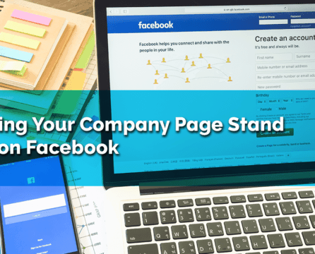 Making Your Company Page Stand Out on Facebook