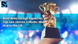 Best Web Design Agencies s in the USA, 3 Media Web #14