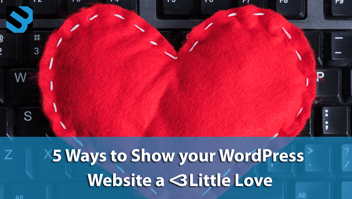 Show your WordPress Website a Little Love - Get Big Results