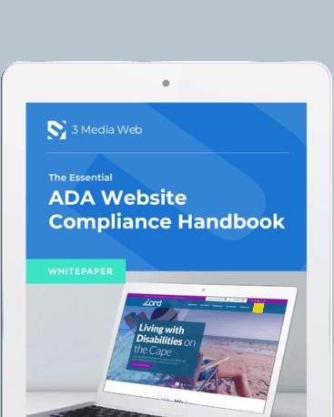 eBook - The Essential ADA Website Compliance Handbook