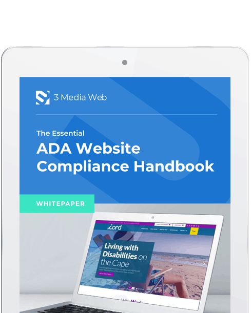 eBook - The Essential ADA Website Compliance Handbook