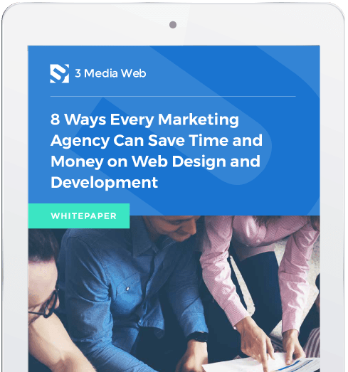 Whitepaper - 8 Ways Every Marketing Agency Can Save Time and Money on Web Design and Development